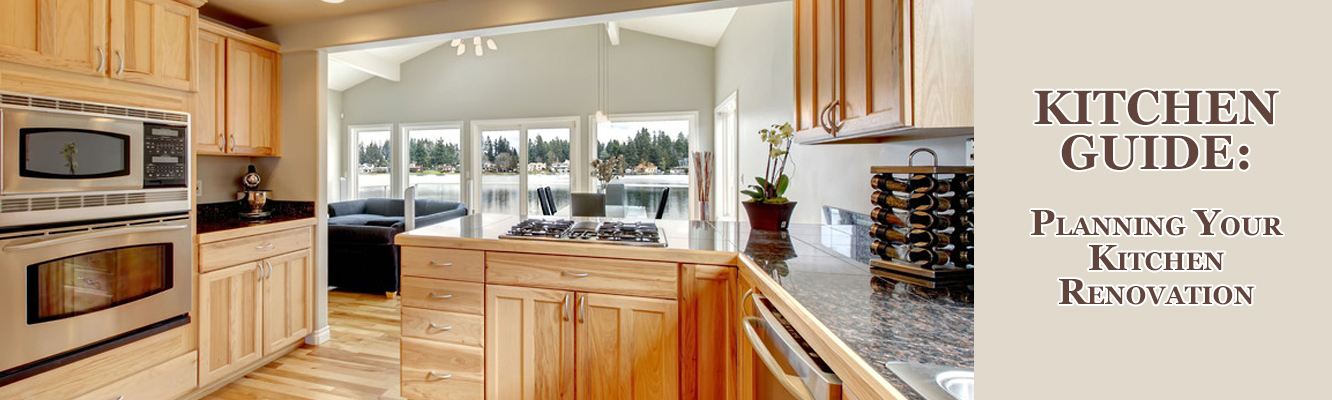 Planning Your Kitchen Renovation